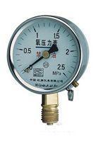 氧气压力表 氧气压力表 氧气压力表