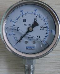 YXCG系列 隔离式磁助电接点压力表 YXCG系列