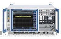 FSQ3頻譜分析儀租賃FSQ3 N5182A