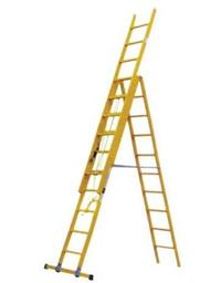 电力检修绝缘梯, 玻璃钢电工人字梯,3米合梯厂家