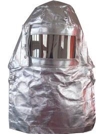 隔热帽、隔热面罩、劳卫士隔热面罩 LWS-011