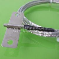 带安装片NTC热敏电阻温度传感器