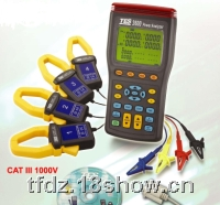 [TES-3600三相电力分析仪|台湾泰仕TES电力分析仪TES3600] TES-3600