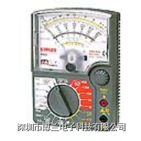 [SP20模拟万用表|日本三和SANWA指针万用表SP-20] SP20