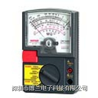 [DM5218S指针式绝缘电阻计|日本三和SANWA兆欧表DM5218S] DM5218S