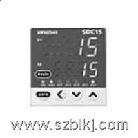 [C15TV0RA0100数字显示调节器|日本山武温控器SDC15] C15TV0RA0100