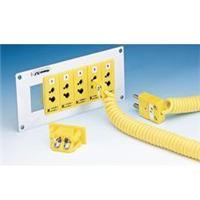 [UPJ-K-F面板安装温度插座|美国OMEGA温度插座] UPJ-K-F