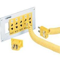 [SPJ-K-F热电偶连接器和面板系统|美国OMEGA接头] SPJ-K-F