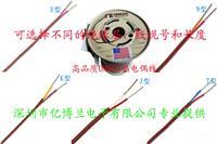 美国omega T型热电偶线选型 GG-T|KK-T|TG-T|TT-T|FF-T|TFE-T|PP-T系列