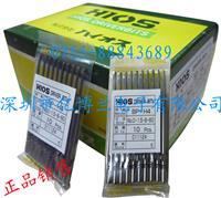 BP-H4圆头4mm十字0号2.5杆径HIOS螺丝刀头 BP-H4  0-2.5-B-80