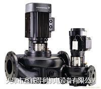 丹麦格兰富循环泵TP系列立式热水循环泵 TP