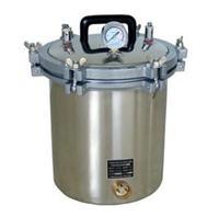 煤电两用手提式灭菌器(蝶型螺母开盖型)YXQ-SG46-280SA