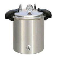 煤电两用手提式灭菌器(移位式快开盖型)YXQ-SG46-280SA