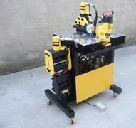 DHY-401A 四工位母排加工机 DHY-401A