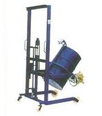 COT350可傾式油桶搬運車