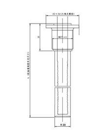SRY7型直捧式加热器 SRY7型