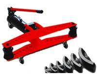 YWG-108J手动液压弯管机(脚轮)