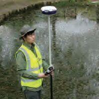 华测双微M500 GNSS接收机