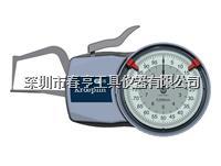 古沃匹林进口德国壁厚卡规D1R10S管壁卡规0-10高精密外卡规江苏特价 D1R10S