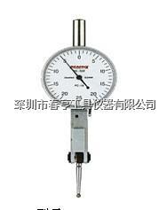 进口孔雀PC-1A杠杆机械指针式百分表尾琦制作范围0.1mm校表靠表四川特价 PC-1A