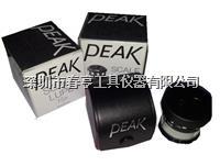 日本PEAK必佳带刻度放大镜2016-15X进口15倍扩大镜 2016-15X