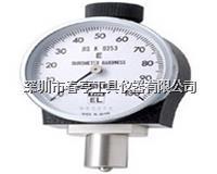 橡胶硬度计EL进口邵氏硬度计硬度长脚型测量 EL