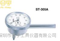 进口得乐TECLOCK百分表ST-305A范围0-5分度值0.01百分表千分表特价 ST-305A