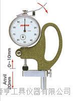 特价供应进口测厚规G-3范围0-30分度值0.01 G-3