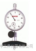 批发特价日本PEACOCK孔雀高精密深度计T-2厚度测量范围0-10 T-2