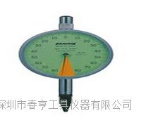 进口孔雀PEACOCK指针式比测型千分表15Z-SWF分度值0.001范围0.16mM 15Z-SWF
