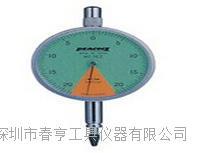 进口 孔雀PEACOCK指针式比测型千分表36Z分度值0.005范围0.4mm 36Z
