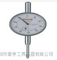 进口日本孔雀PEACOCK机械指针式百分表207S范围20mm四川特价 207S