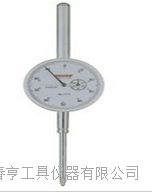 进口日本孔雀PEACOCK指针机械式百分表307范围30mm四川特价 307