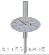 进口日本孔雀PEACOCK机械指针式百分表307S范围30mm四川特价 307S