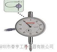 现货批发进口日本PEACOCK孔雀指针式机械百分表107F-RE尾琦制作范围10mm分度值0.01 107-RE