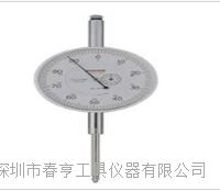 进口日本孔雀PEACOCK指针机械式百分表809范围80mm四川特价 809