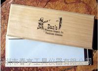 美国阿肯色州油石超硬木盒包装油石TAB-42宝石行业木工专用 TAB-42