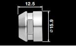 进口中西NSK高速精密加工主轴螺帽K-265编码2129适用于CHK系列夹头湖南特价 K-265
