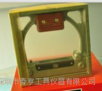 进口框式水平仪规格150mm感度0.05mm/m 541-1505