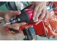 大量供应机器人自动化去毛刺主轴配合NAKANISHI高速主轴E4000系列