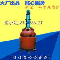 蒸汽加热搪玻璃反应釜