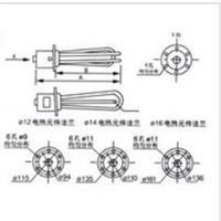 GYY型管状电热元件 GYY型