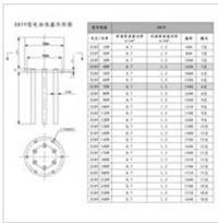 SRY9型电加热器  SRY9型