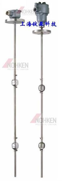 日本能研NOHKEN連杆浮球液位開關FR510S/FR512S系列