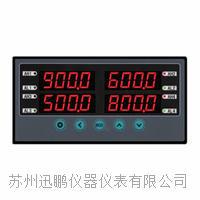 迅鹏WPDAL多通道仪表,多回路测量显示仪 WPDAL