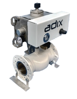 西班牙Adix安迪克斯ExPINCH主动式爆炸隔离阀 西班牙Adix总代理