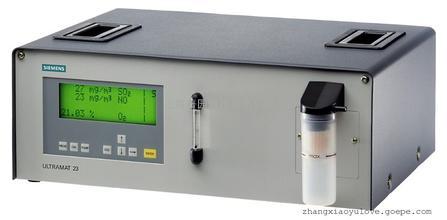 西门子气体分析仪U23分析仪