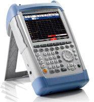 上海现货出售/出租二手 罗德/R&S FSH4 手持式频谱分析仪      fsh4