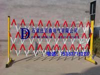 WL-SJ/300绝缘伸缩红白围栏 1.2*3米