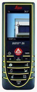 瑞士徕卡LEICA D5激光测距仪 视频显示 200米带测角度